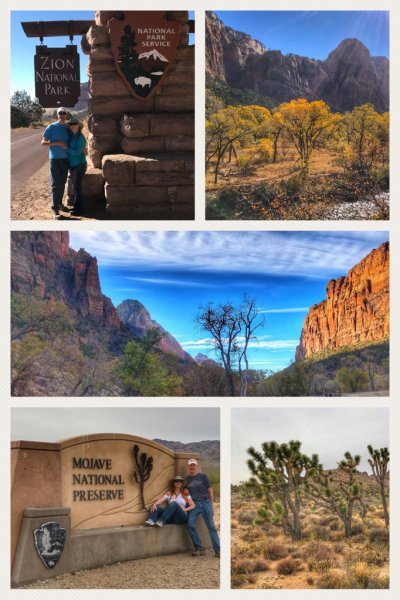 Zion-Mojave pictures