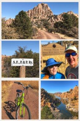 Prescott Peavine Trail