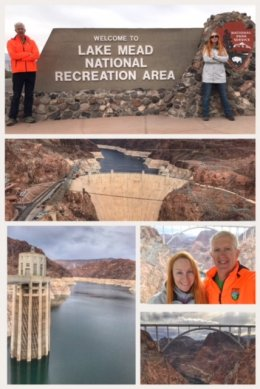 Hoover Dam, Lake Mead NRA