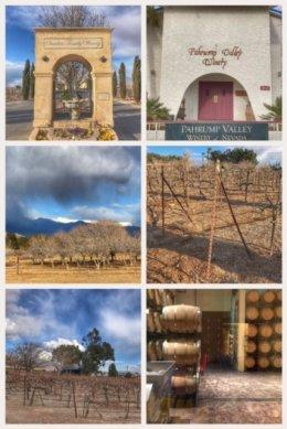 Pahrump, Nevada, wineries