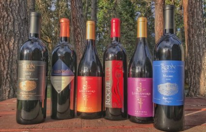 Applegate Valley wines
