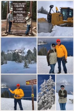 Crater Lake National Park pictures