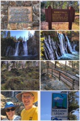 McArhtur Burney State Falls Park