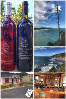 Oregon Coast Winery: Flying Dutchman