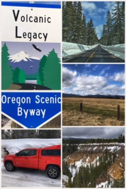 Oregon Volcanic Legacy Scenic Byway
