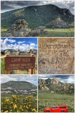 City of Rocks NR California Trail