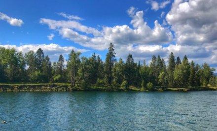 Coeur d'Alene River