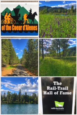 Trail of the Coeur d'Aelenes