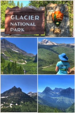 Glacier National Park photos