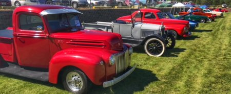 Old Car Show, Troy, MT
