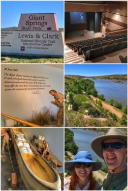 Lewis & Clark National Historic Trail Interpretative Center