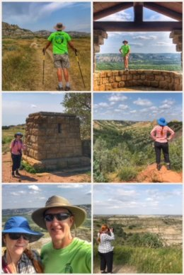 JenRan at Theodore Roosevelt National Park