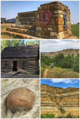Theodore Roosevelt National Park pictures