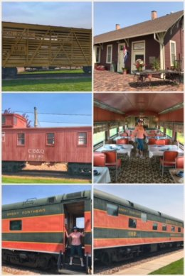 Douglas WY Train Museum