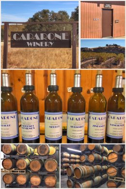 Caparone Winery, Paso Robles