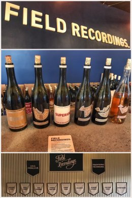 Field Recordings Wines