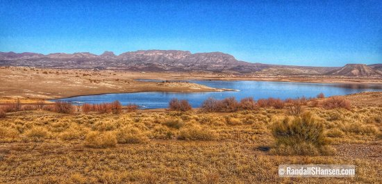 Elephant Butte Lake, NM