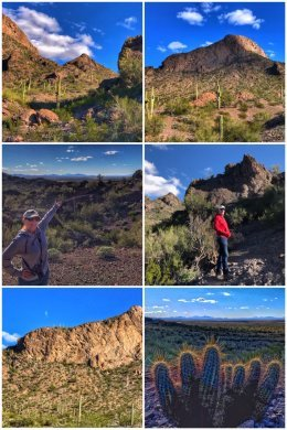 Picacho Peak STate Park, Arizona hiking