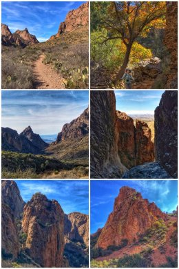 Big Bend National Park - Windows Trail
