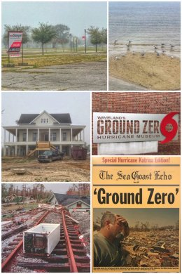 Waveland Ground Zero Hurricane Museum