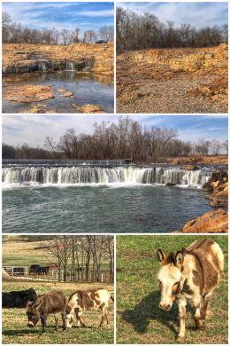 Grand Falls, Joplin