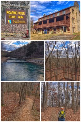 Roaring River State Park, MO