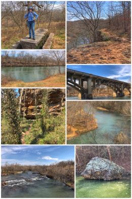 Wildcat Glades Walk, Joplin