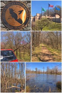 Oxley Nature Center, Tulsa