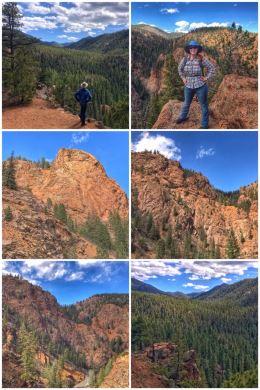Broadmoor Seven Falls Hiking