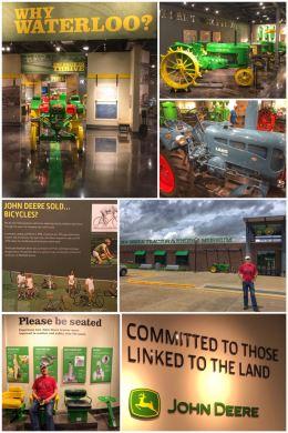 John Deere Tractor & Engine Museum