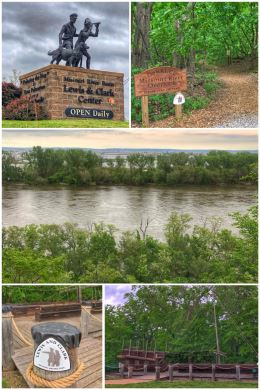 Missouri River Basin Lewis & Clark Interpretative Trail & Visitor Center