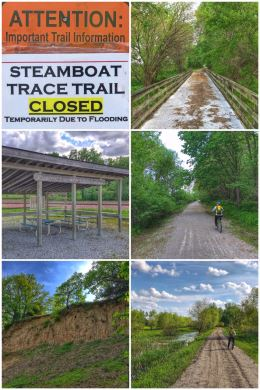 Steamboat Trace Trail