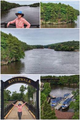 Wisconsin Dells Riverwalk