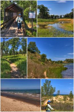 Indiana Dunes National Park, Paul Douglas Trail