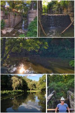 Side Cut Metropark Canal Locks