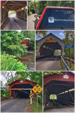 Covered Bridges of Susquehanna River Valley
