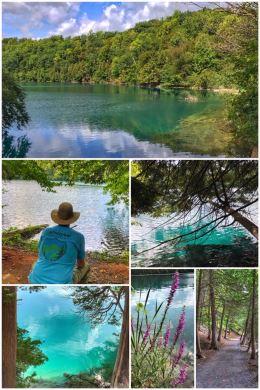 Green Lakes State Park, NY
