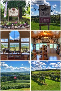 Keuka Lake wineries
