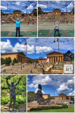 Philadelphia Museum of Art: Rocky