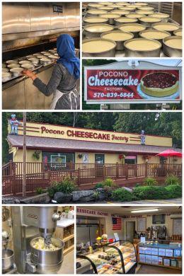 Pocono Cheesecake Factory