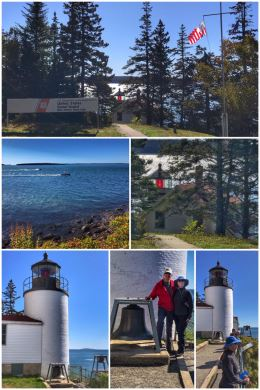 Acadia National Park, Bass Harbor Head Lighthouse