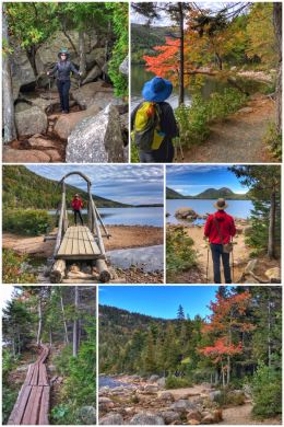 Acadia National Park, Jordan Pond