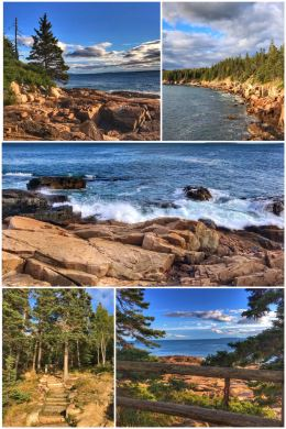 Acadia National Park, Otter Point