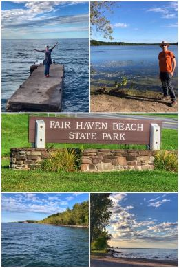 Fair Haven Beach State Park