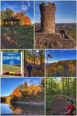 Hubbard Park, Meriden, CT