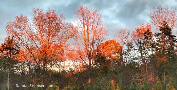 Hudson Valley Sunset