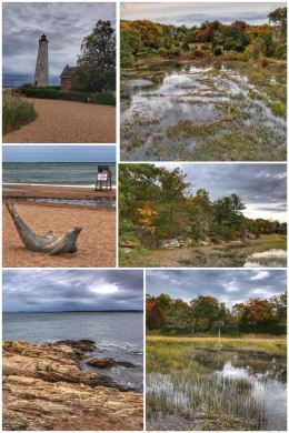 New Haven, East Haven parks