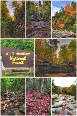 White Mountains - Champney Falls