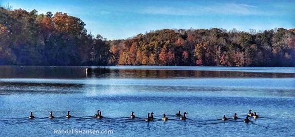 Lake Brandt, Greensboro