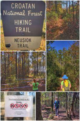 Neusiok Trail